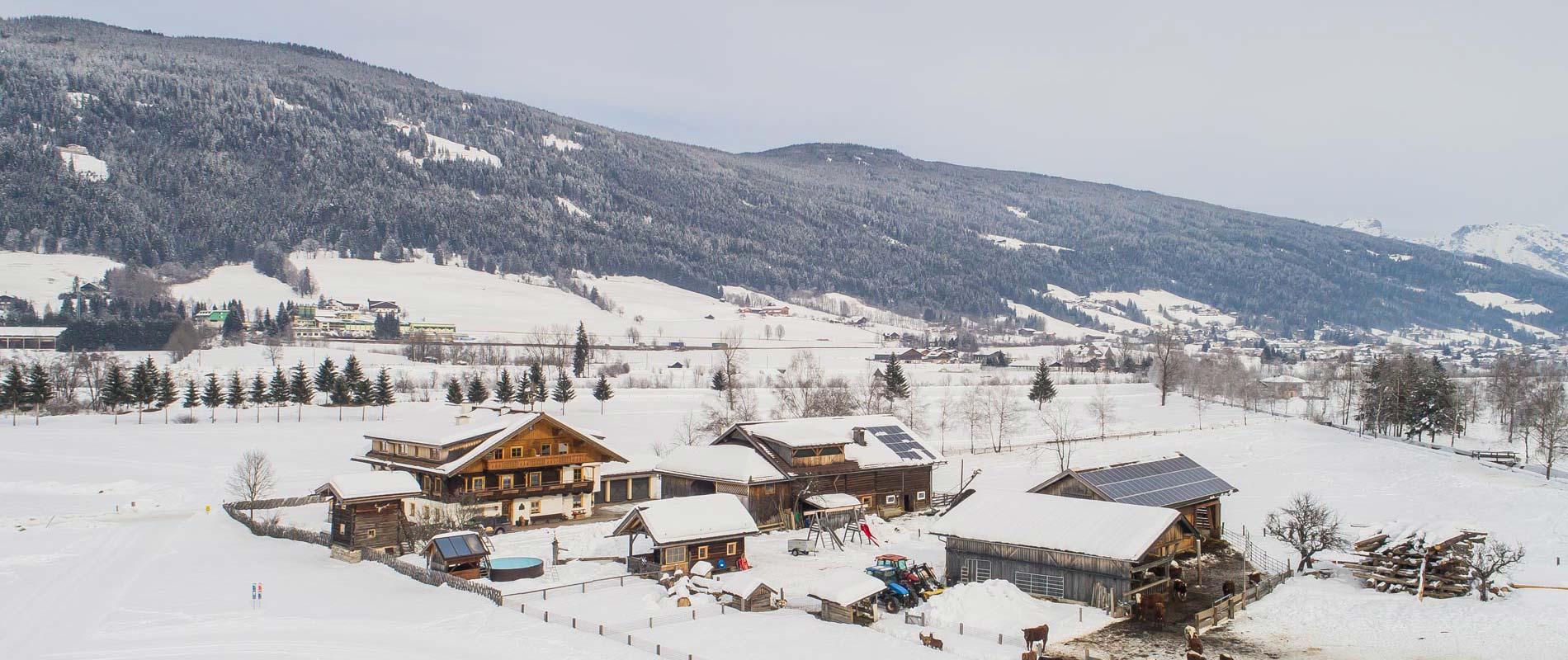Accommodation Altenmarkt - Zauchensee: Hotels - BERGFEX